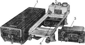 Комплект радиостанций Баклан-20, Баклан-5