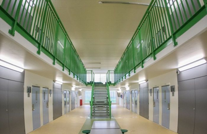 В Великобритании построили тюрьму с идеальными условиями для заключенных