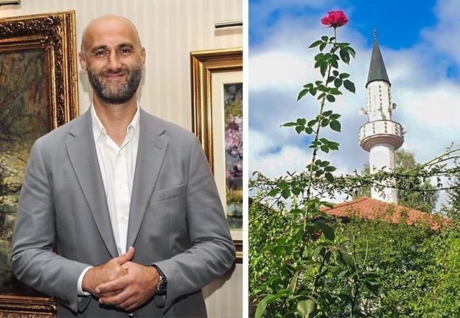 © facebook.com  Имам вСараево открыл двери своей мечети для всех бездомных, чтобы спасти ихо