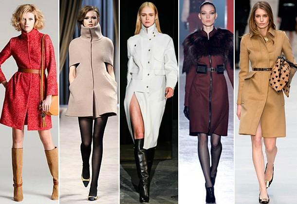 Модные весенние пальто: тенденции сезона (5 фото)