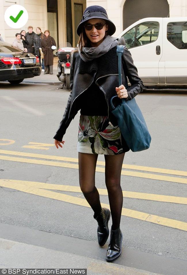 © BSP/ East News   Расклешенные короткие юбкиvs. юбки А-силуэта Тоже самое можно сказать