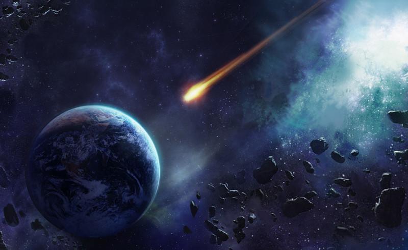 Большая часть золота в земной коре — внеземного происхождения. Этот драгоценный металл подарили нам