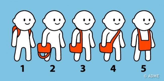 Узнали себя?  №1. Заспиной Тот, кто всем прочим сумкам предпочитает рюкзак, скорее всего, челов