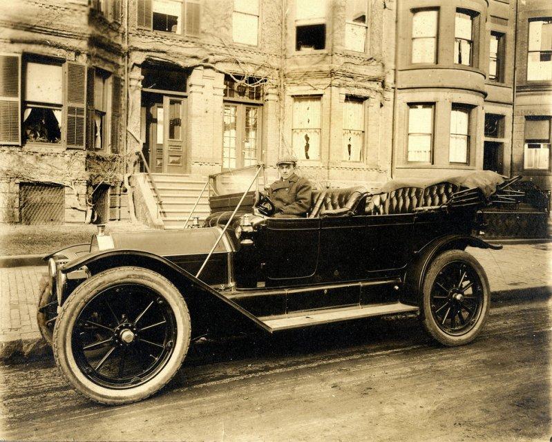 1912 Speedwell