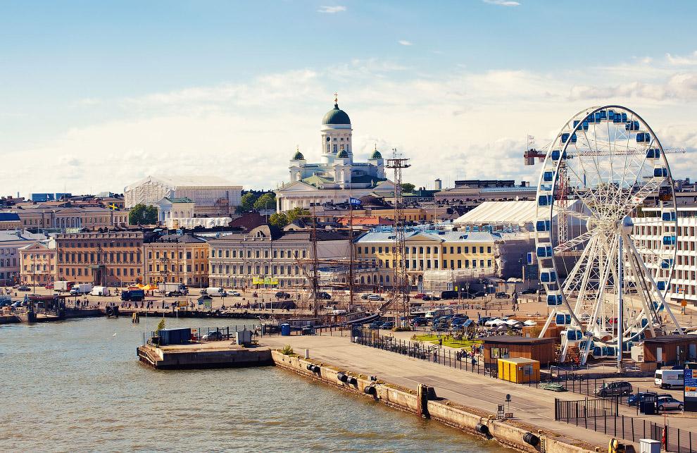 В Хельсинки находятся 8 университетов и 6 технологических парков. Любителям велосипедов здесь т