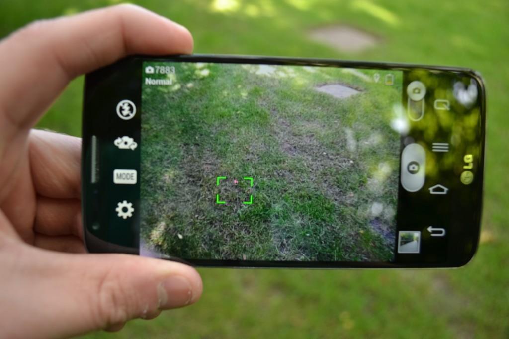 9. Интерфейс смартфона LG – современный вариант бинокля Дока Но разрабатывать конкретно бинокль тако