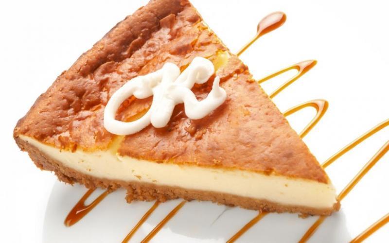 17. Тяжело напортачить в приготовлении сливочного пирога, так как он состоит из очень малого количес