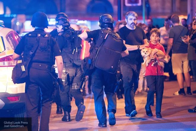 В итоге  взрыва вМанчестере погибли 22 человека
