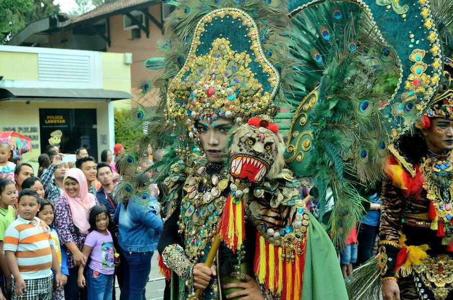 Карнавал на Яве