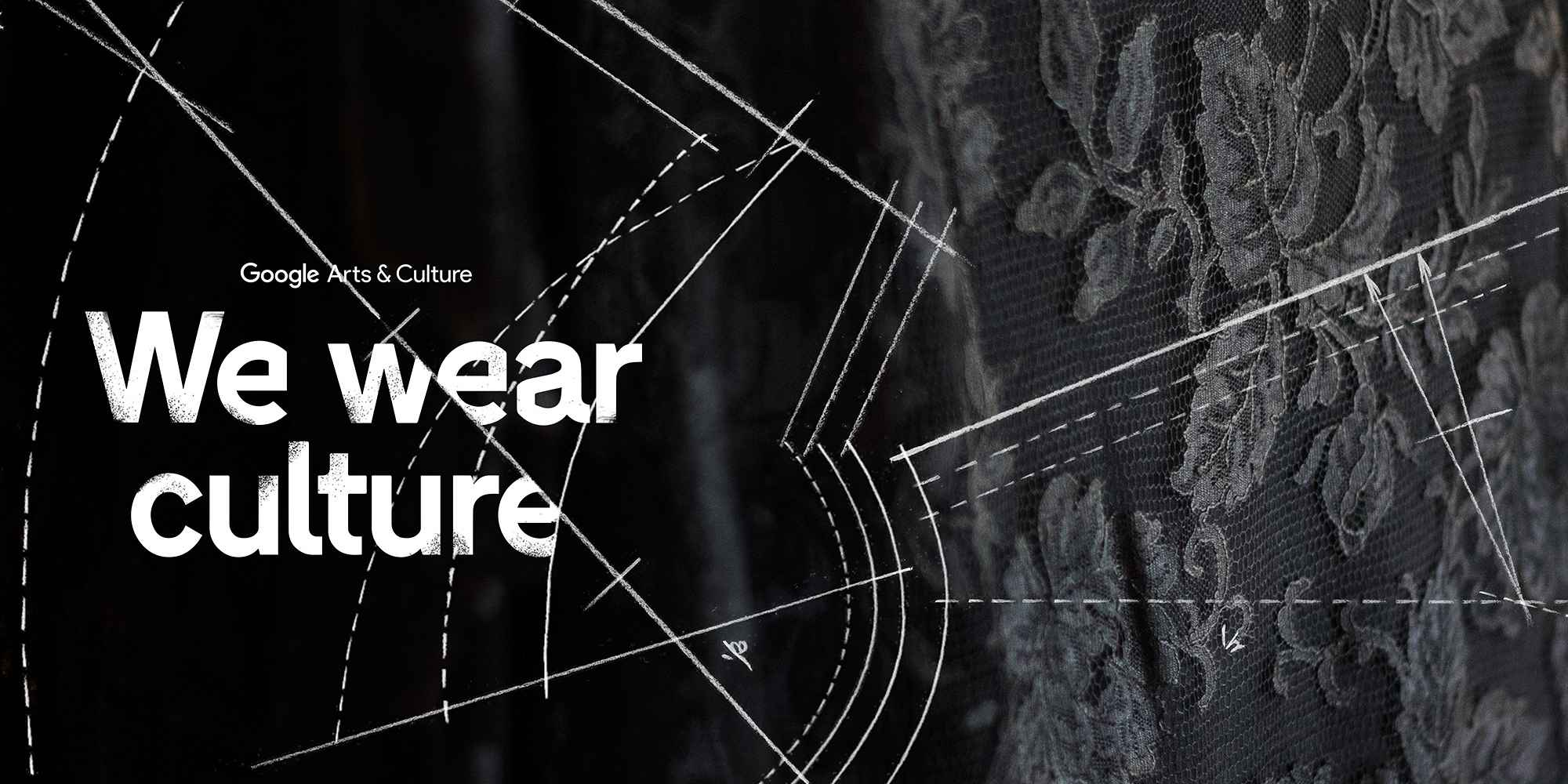 First « We wear culture » Virtual Exhibition by Google Arts & Culture (3 pics)