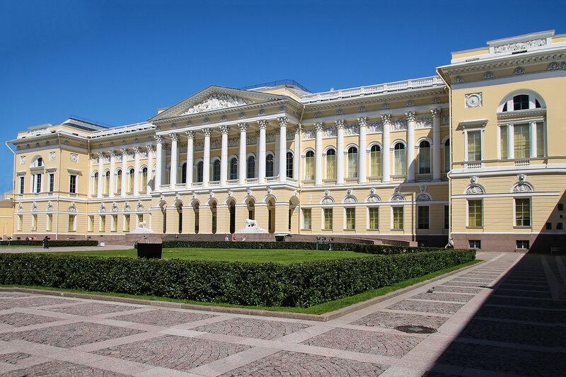 Русский музей. Михайловский дворец.