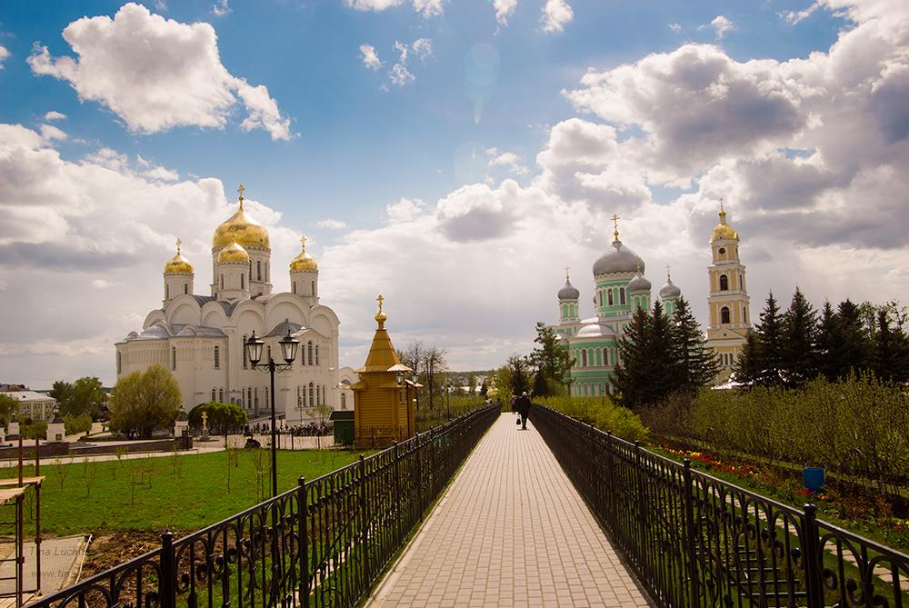 Серафимо-дивеевский монастырь фото