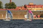 Парусная регата Sailing Champions League