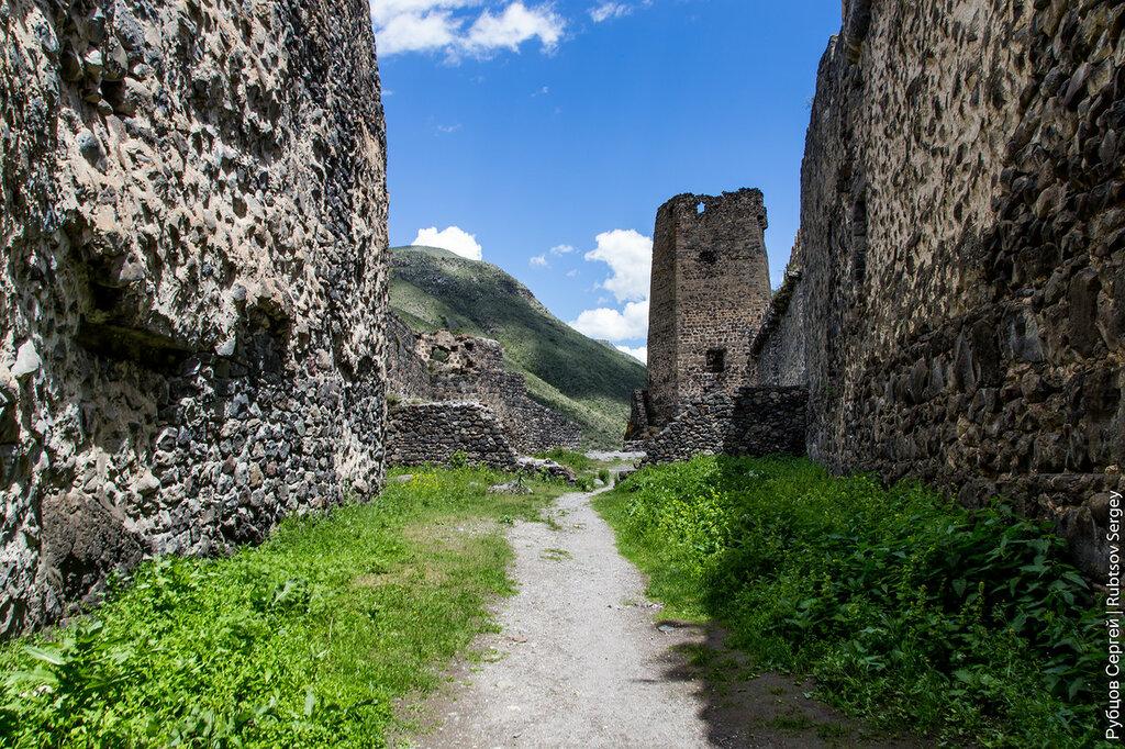 крепости грузии фото один