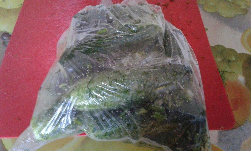 Малосольные огурцы в пакете хрустящие: быстрый сухой посол, домашний рецепт