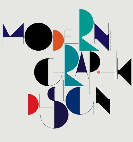 Beautiful Typography by Aron Jancso