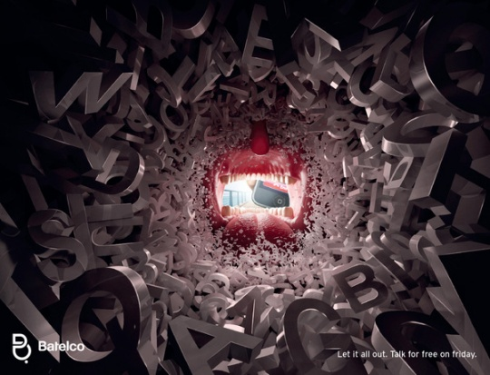 Creative Advertisements by Sapparat Thepparat