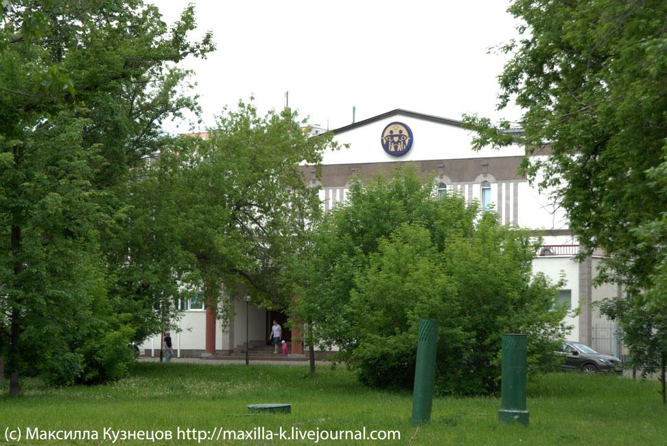 мунитский храм в Люблино