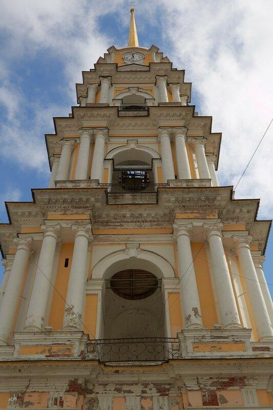 Рыбинск - Спасо-Преображенский собор