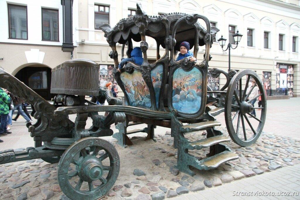 Пешеходная улица Баумана, Казань