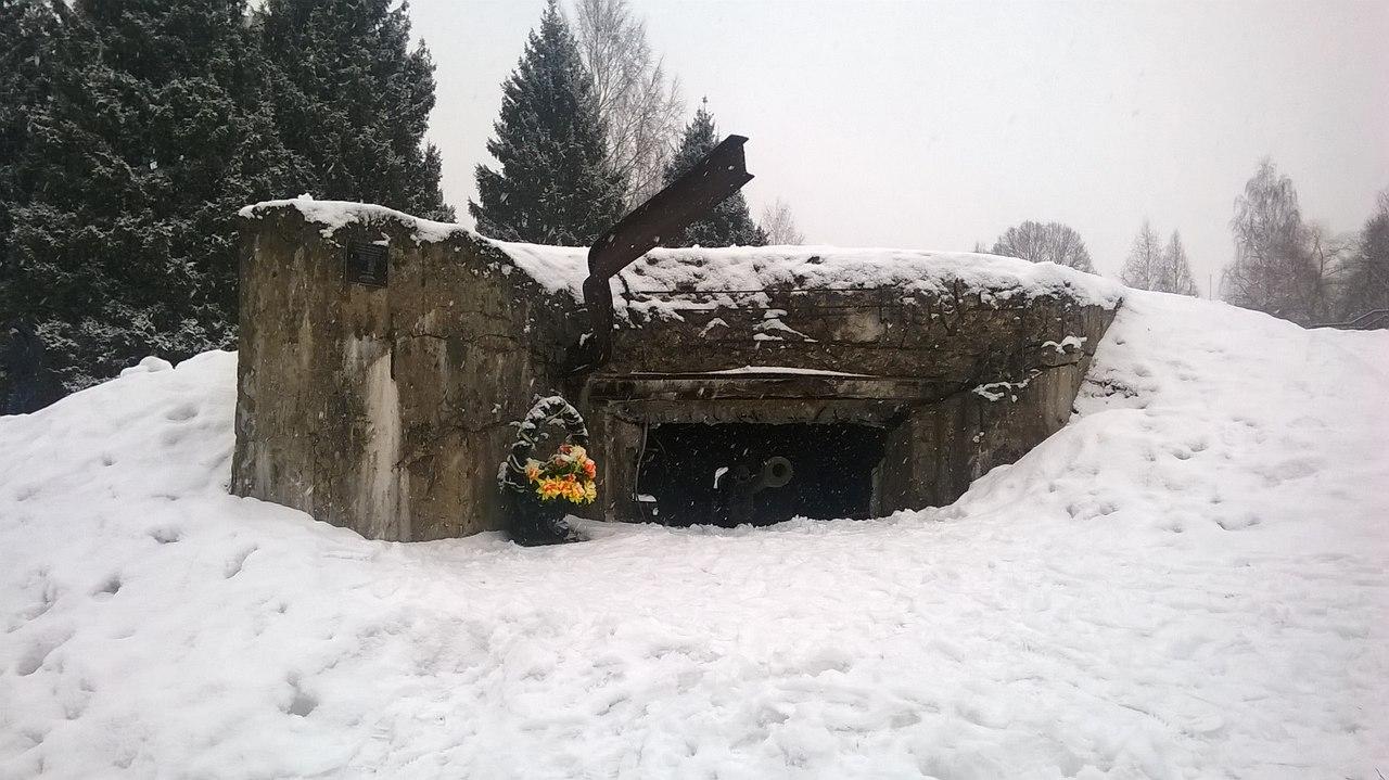 """""""Ильинские рубежи"""" 23.02.2017 г."""