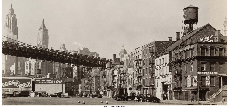 1937. Саут-стрит. 1 апреля