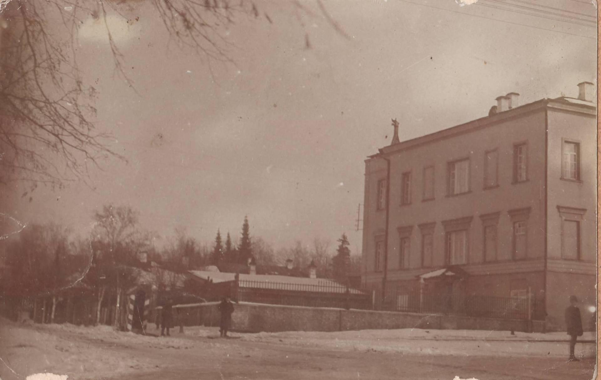 Здание Военного собрания