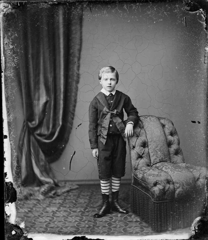 Эрнст II, 1878
