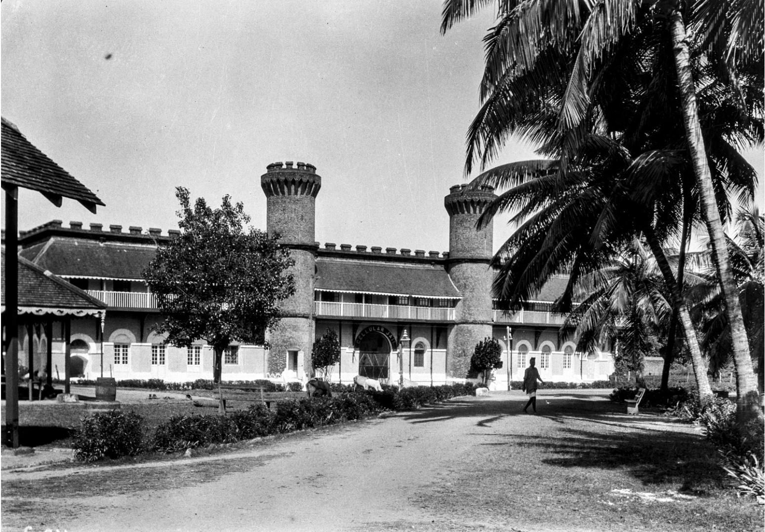 1130. Знаменитая «Сотовая тюрьма» в Порт-Блэр
