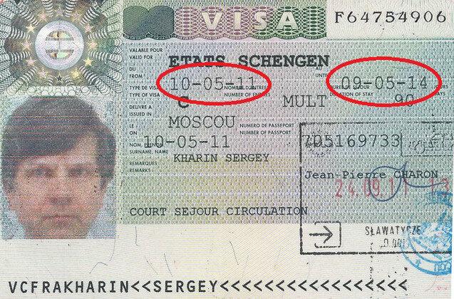 Как сделать шенгенскую визу на 5 лет 273