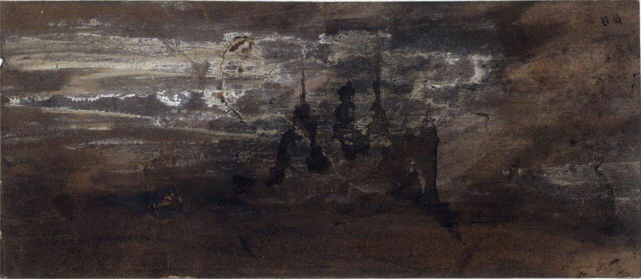 Burg dans la nuit 1857.jpg
