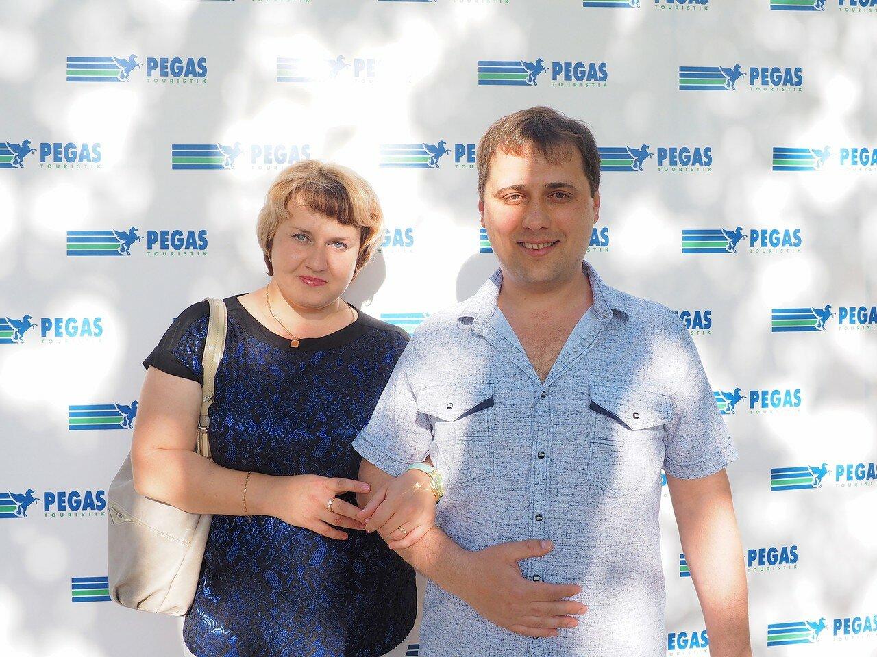 11 Открытие нового офиса Pegas Touristik 14.06.2017
