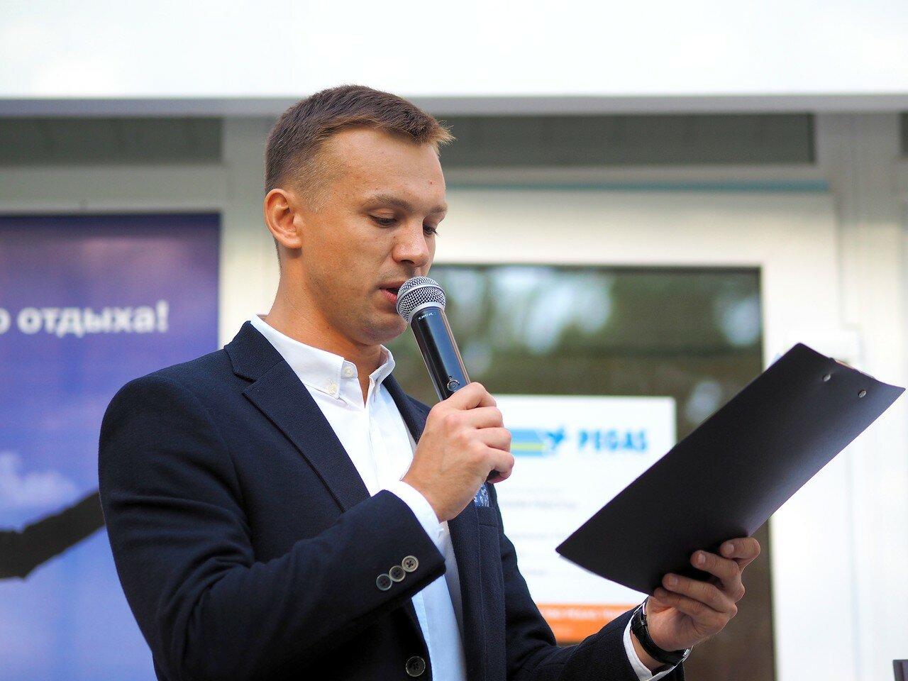 33 Открытие нового офиса Pegas Touristik 14.06.2017