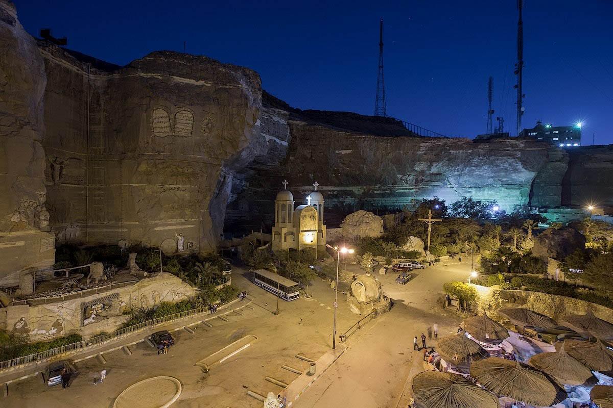 Монастырь Саймона в Египте