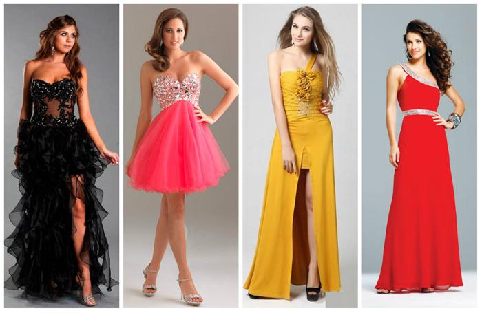модные осенние платья