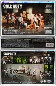 "Фотообзор Mega Bloks Call of Duty - ""Zombies office mob"""