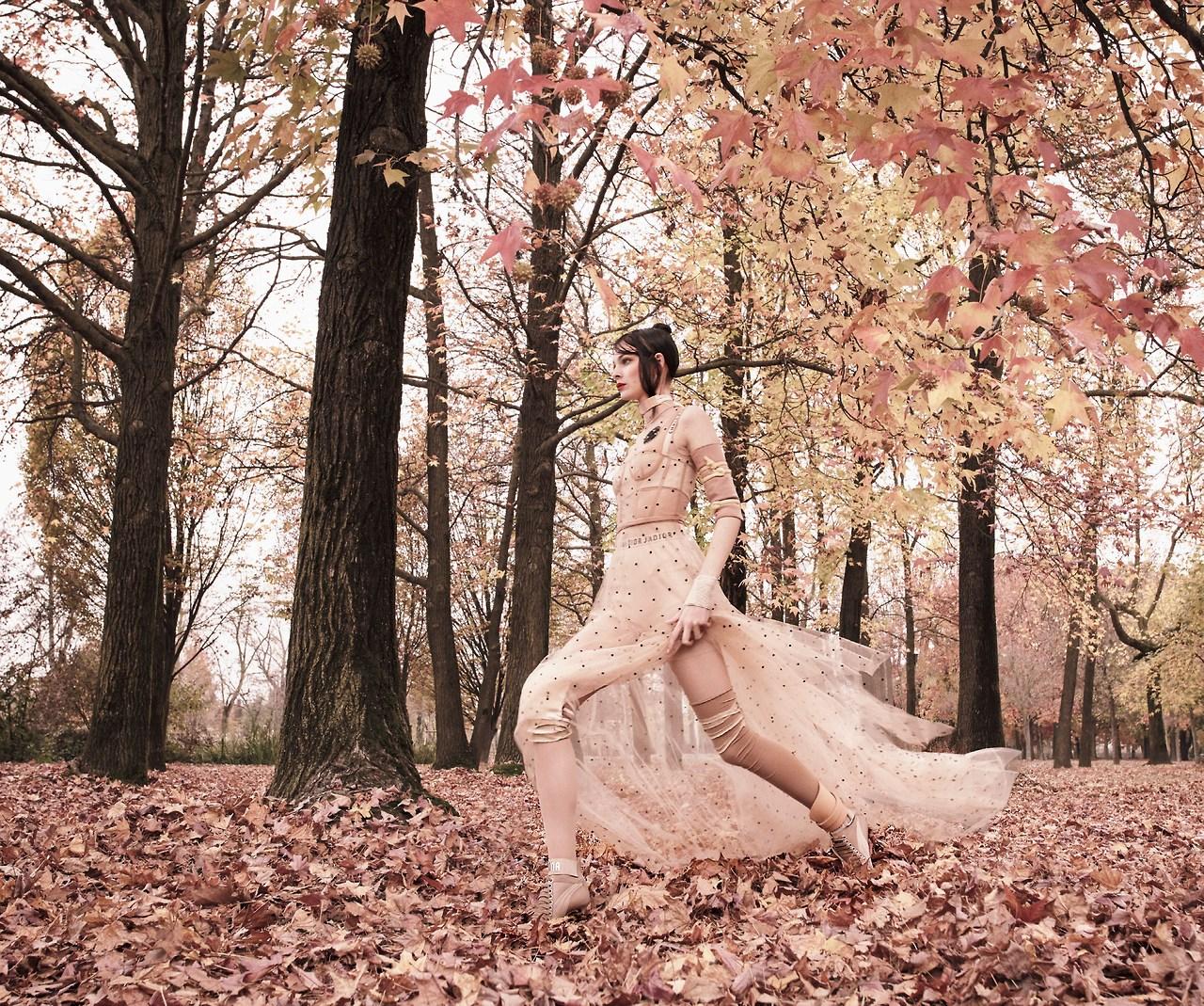 These Broken Dreams / Vogue Japan April 2017 - Vittoria Ceretti фото Luigi Murenu and Iango Henzi
