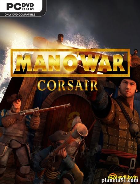Man O' War: Corsair - Warhammer Naval Battles (2017/ENG/MULTi5)