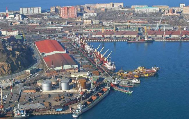 Подрядчика пореконструкции морского подходного канала порта «Южный» выберут 24апреля