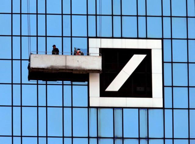 США снова оштрафовали Deutsche Bank