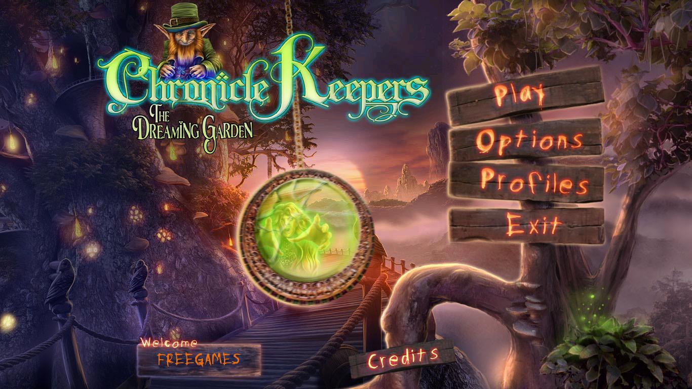 Хранители Летописей: Сад мечтаний | Chronicle Keepers: The Dreaming Garden (Rus)