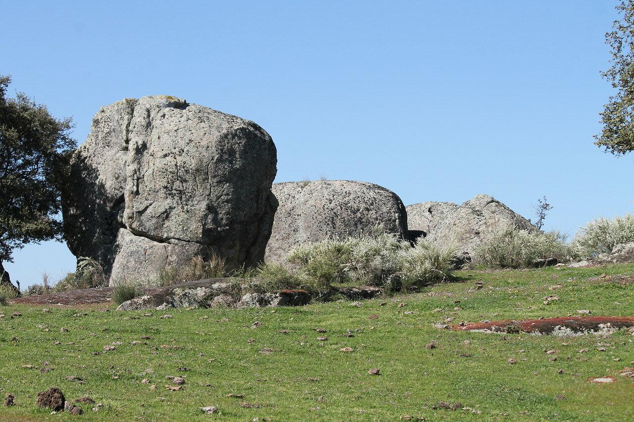 Trujillo, Los Berrocales
