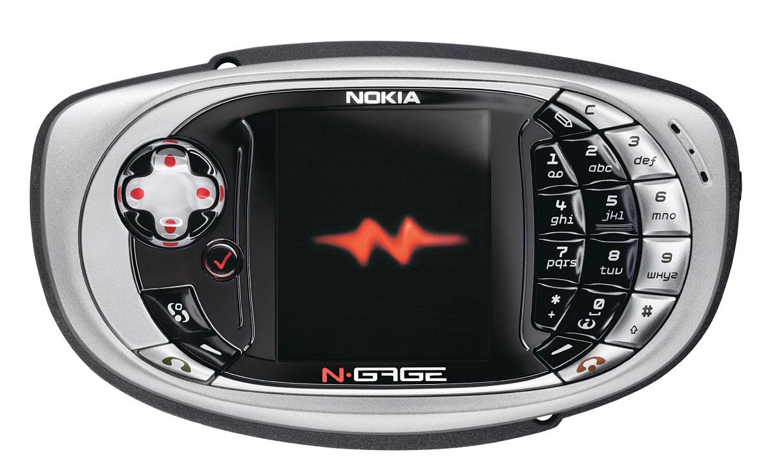 2007 год: Nokia NGage был и смартфоном, и игровой приставкой. Их было продано три миллиона единиц. Н