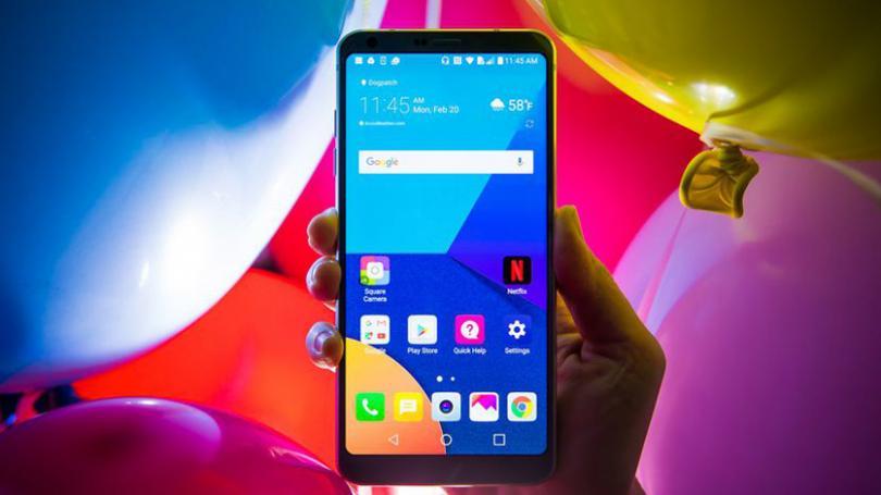 Соотношение экрана к площади фронтальной поверхности LG G6 — не предел. По слухам, Samsung Gal