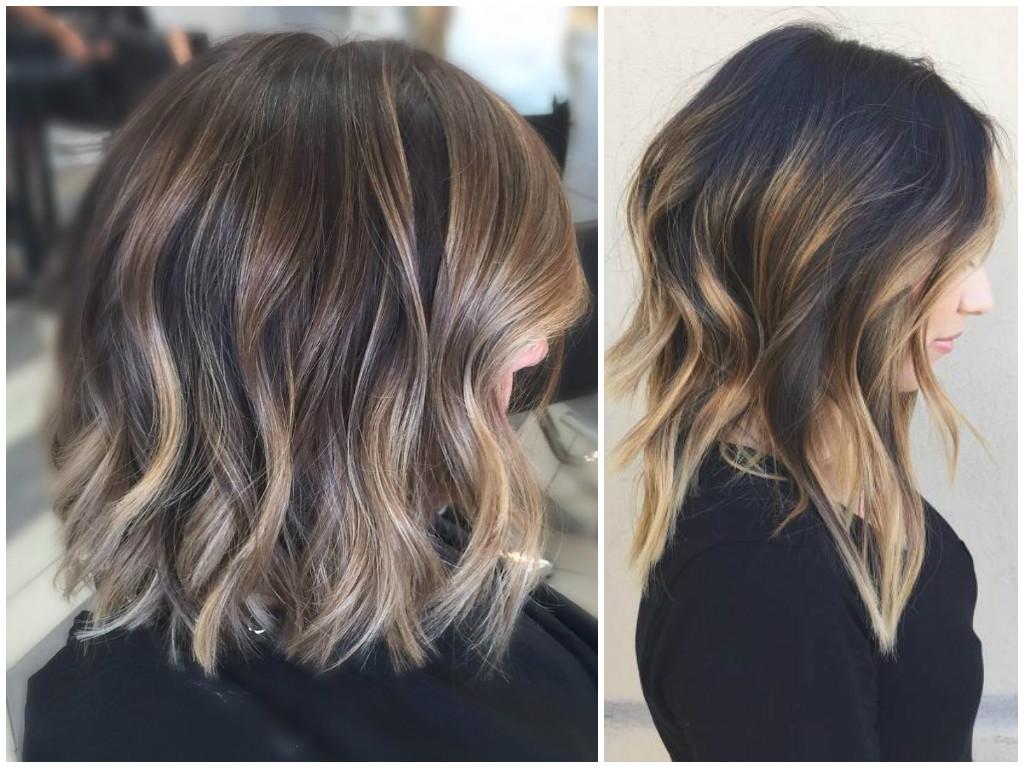 Колорирование волос и его виды (1 фото)