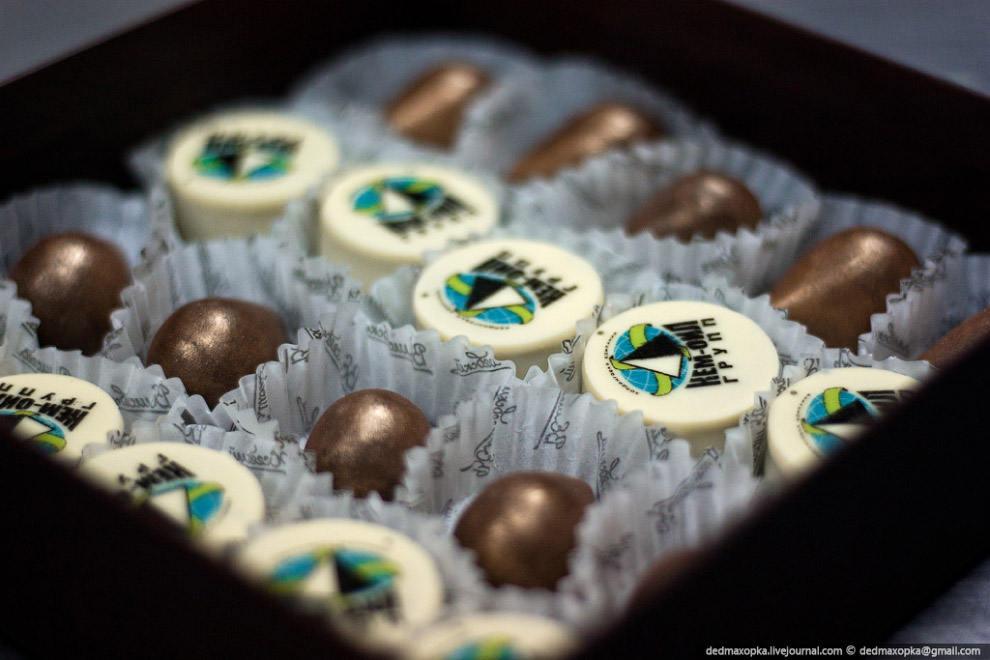Шоколадный iPad: