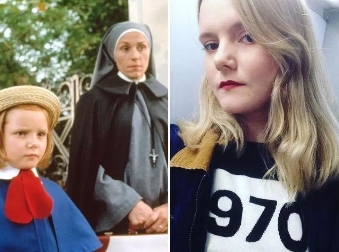Хатти Джонс — «Маделин» Актриса больше нигде не снималась, хотя пробовалась на роль Гермионы в «Гарр