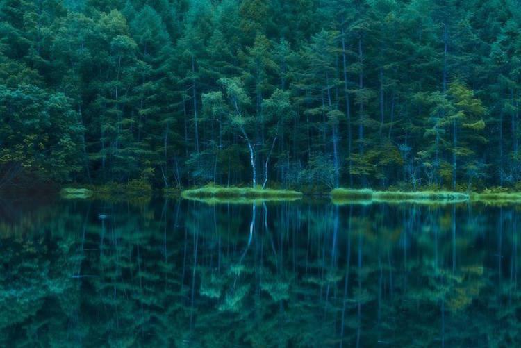 Живописная Япония в фотографиях, которые больше похожи на акварели