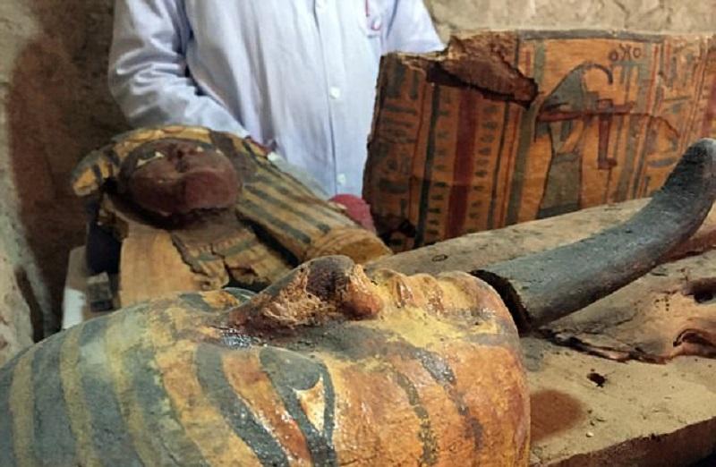 Министр по делам древностей Халед эль-Энани заявил: «Удивительно, что гробница сохранилась в таком х