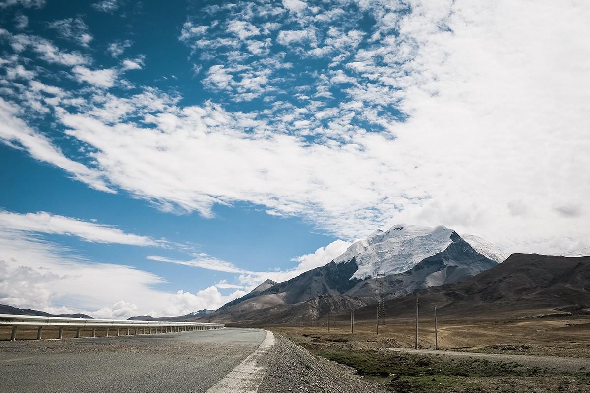 20. Вид на один из древнейших ледников.